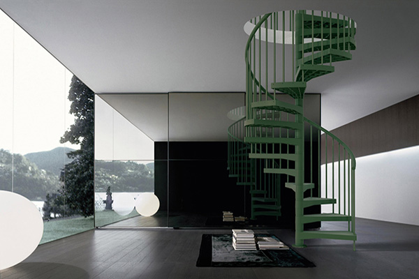 prefabricated staircase